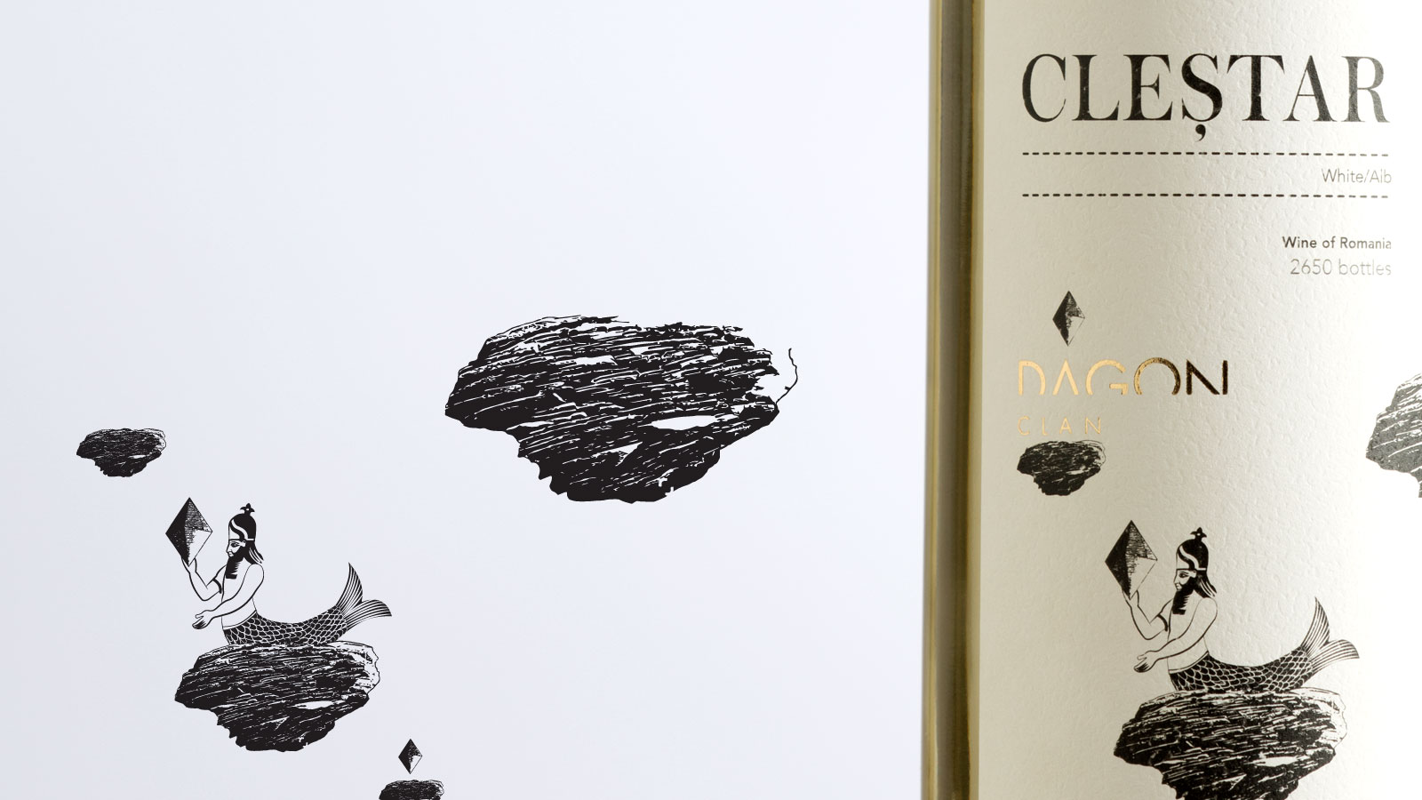 Sticla de vin Clestar