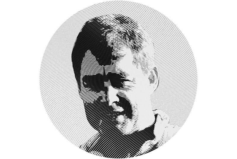 Portretul lui Mark Haisma