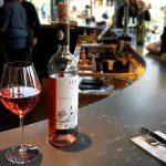 Sticla de vin Har cu pahar