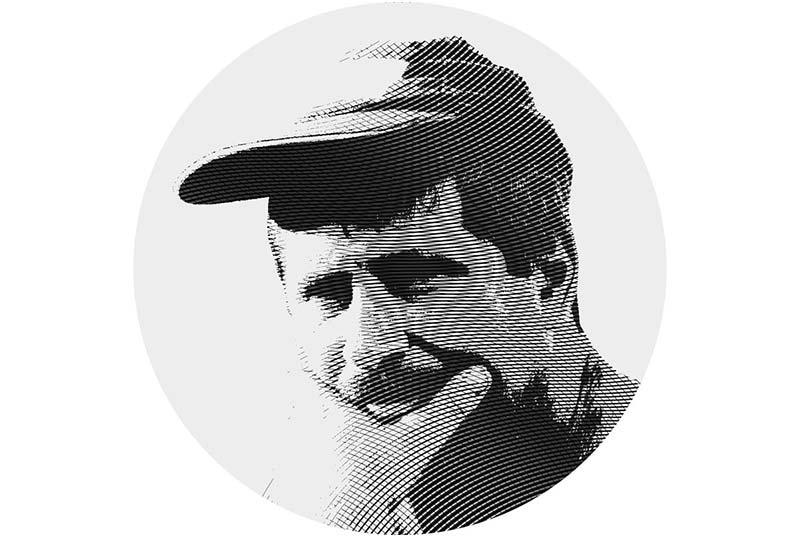 Portretul lui Claudiu Bolborici