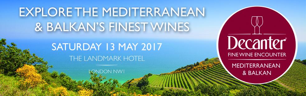 Mediterranean & Balkan Fine Wine Encounter