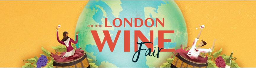london wine fair banner