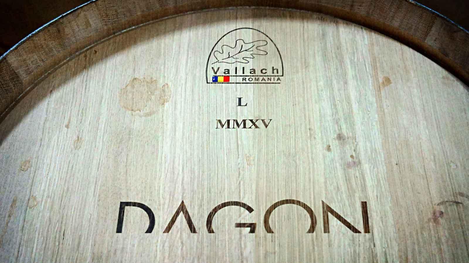 Butoi de vin Dagon