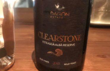 Sticla de vin Clearstone de la Dagon
