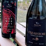 sticle de vin Got Merlot si Clearstone
